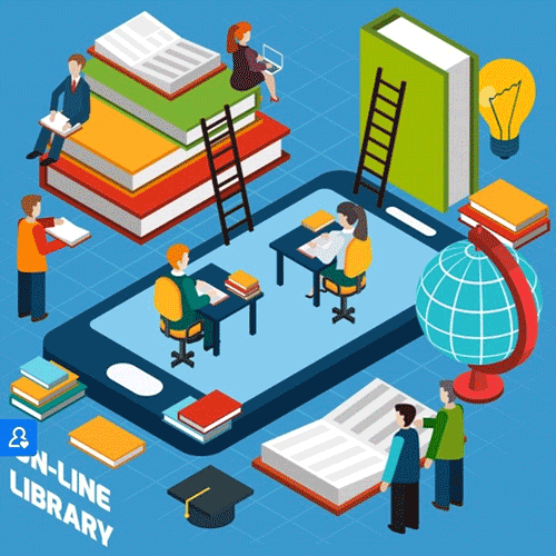 On Line Library